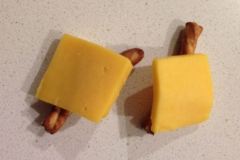 Cheese-Pretzel