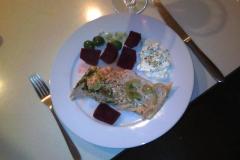 Salmon-Beets